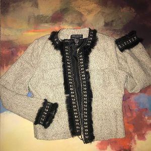 Anne Carson | Petite Silk Jacket